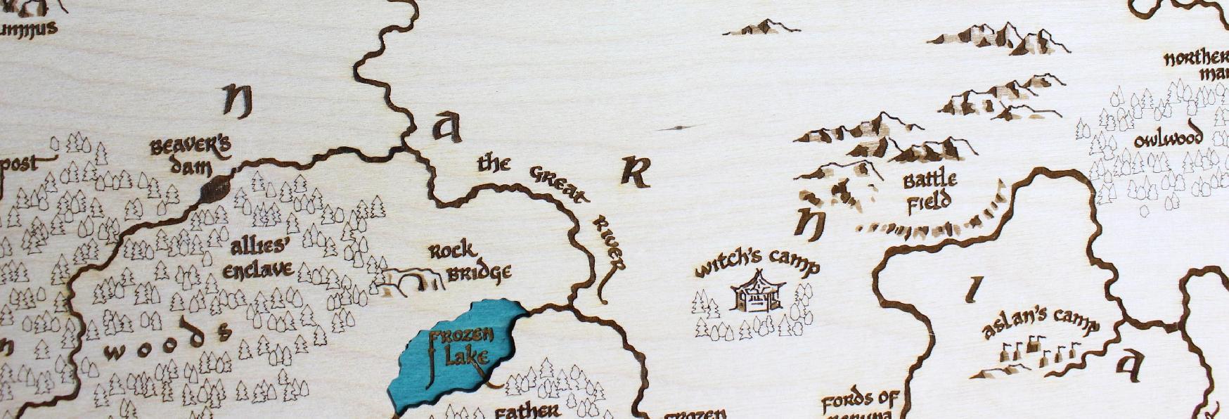 """Le Cronache di Narnia: svelato il """"Creatore-capo"""" del nuovo Universo Espanso di Narnia"""