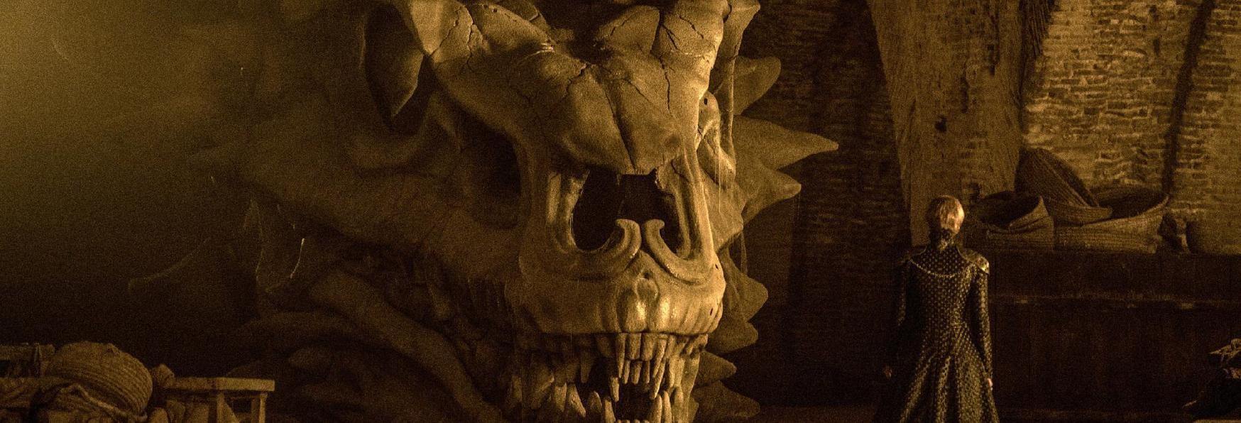 Le prime Foto dal Set in Costruzione dello Spin-off di Game of Thrones