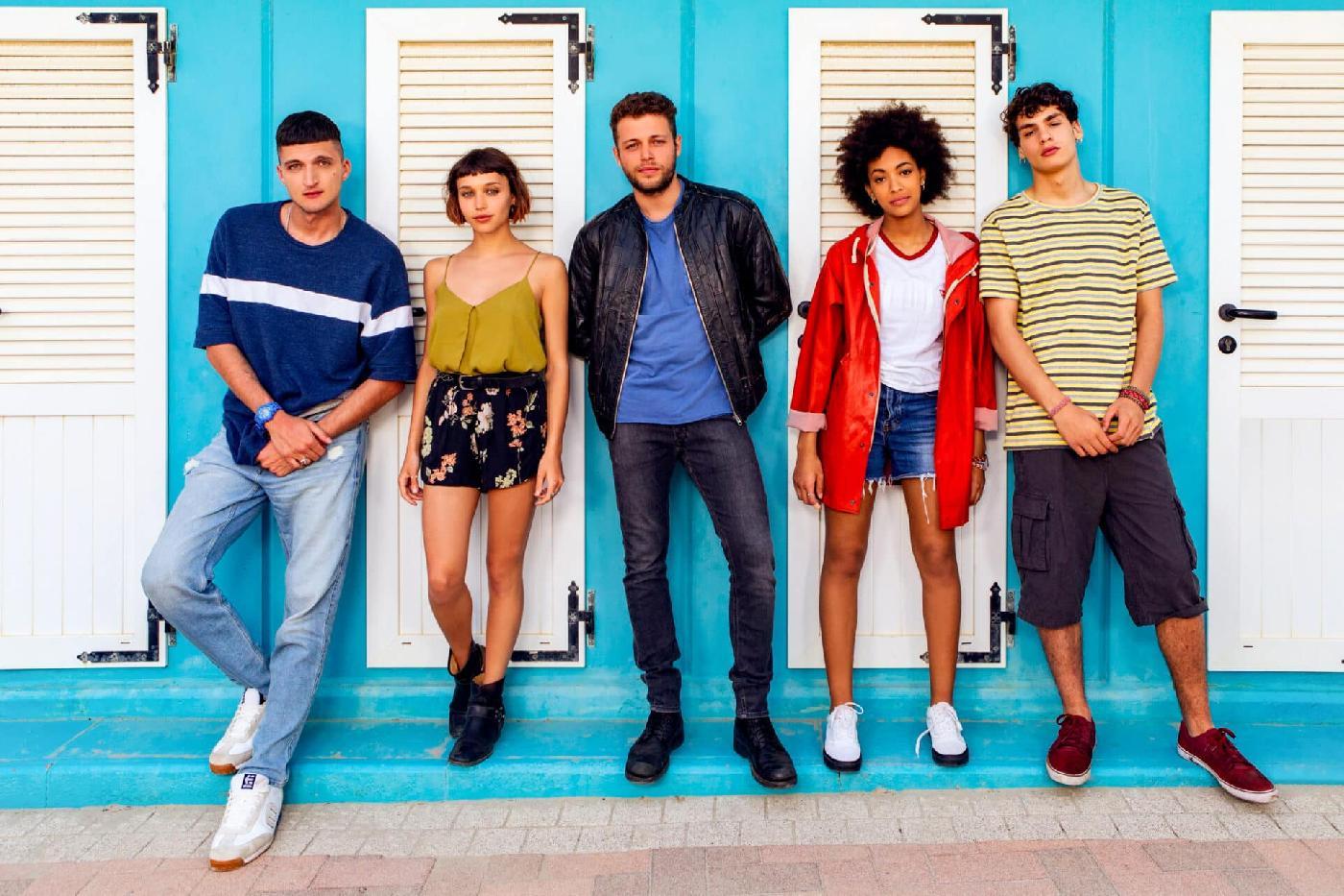 Summertime: Netflix rilascia le prime foto dello show ispirato a Tre metri sopra il cielo