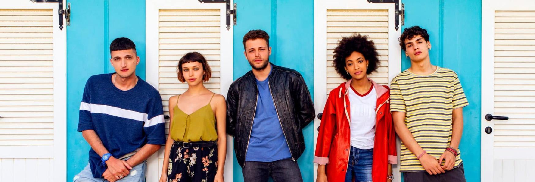 Summertime: Netflix rilascia le Prime Foto della Serie ispirata a Tre metri Sopra il Cielo
