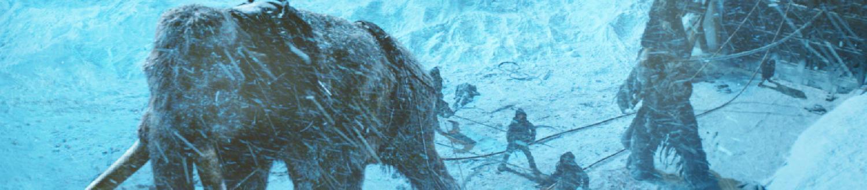 Sembra proprio che nel Prequel di Game of Thrones vedremo i Mammut
