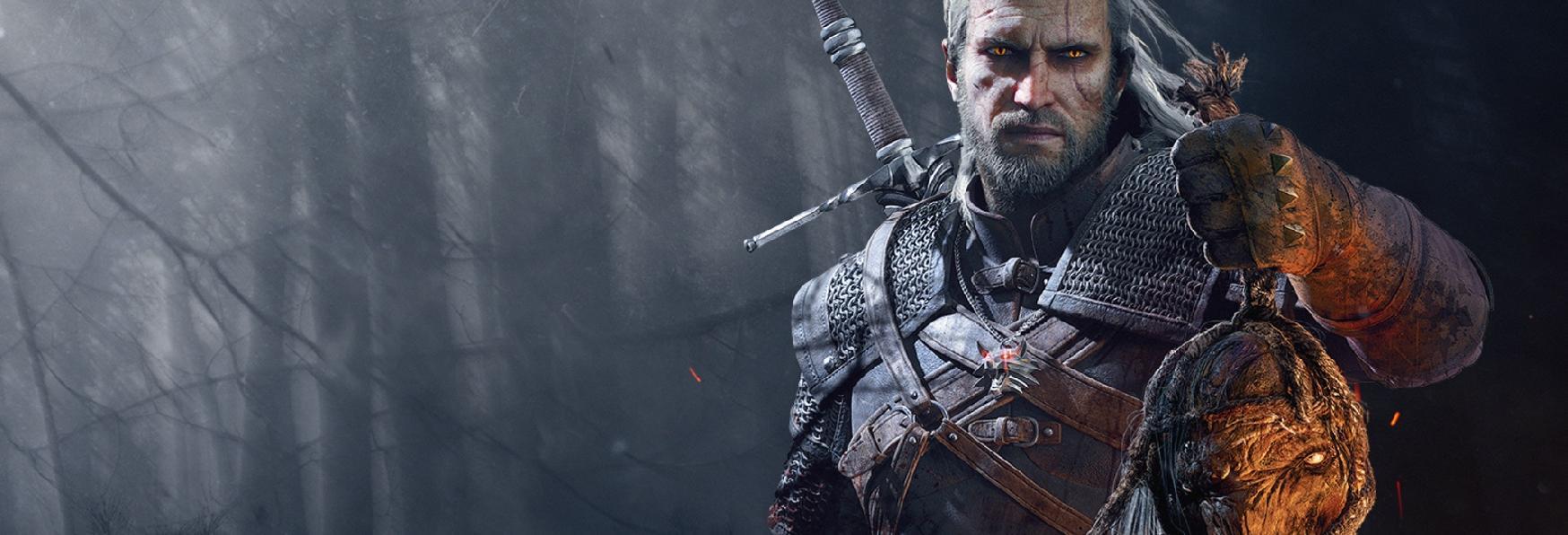 The Witcher: nel Poster della nuova Serie vediamo Geralt con una sola Spada