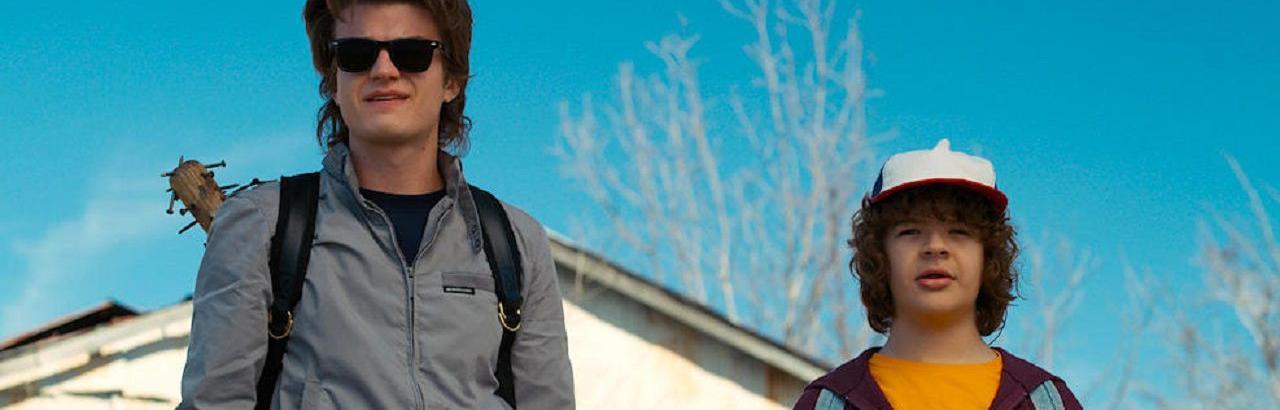Stranger Things: gli interpreti di Steve e Dustin sulla loro amicizia