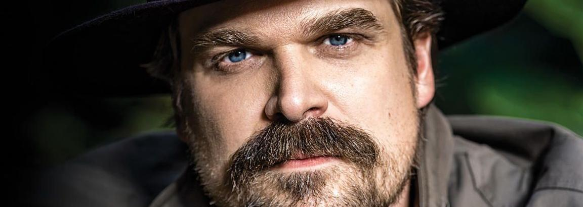 David Harbour sulla quarta stagione di Stranger Things