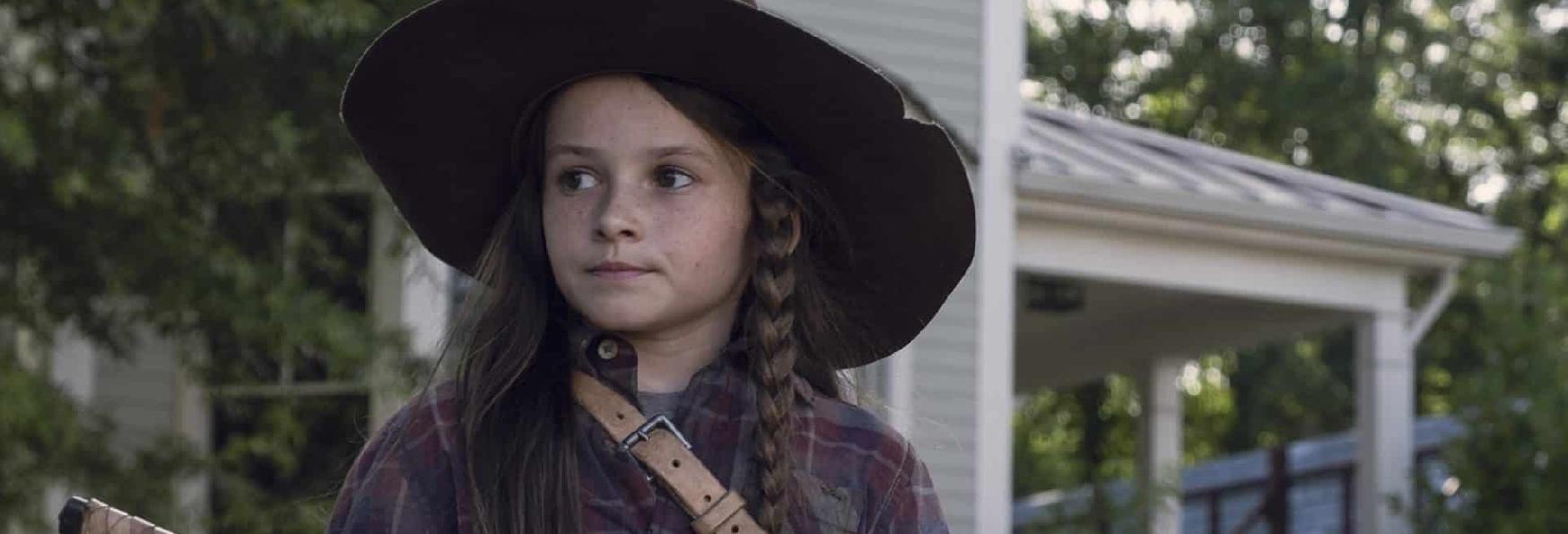 Cailey Fleming (Judith Grimes) parla della 10° Stagione di The Walking Dead