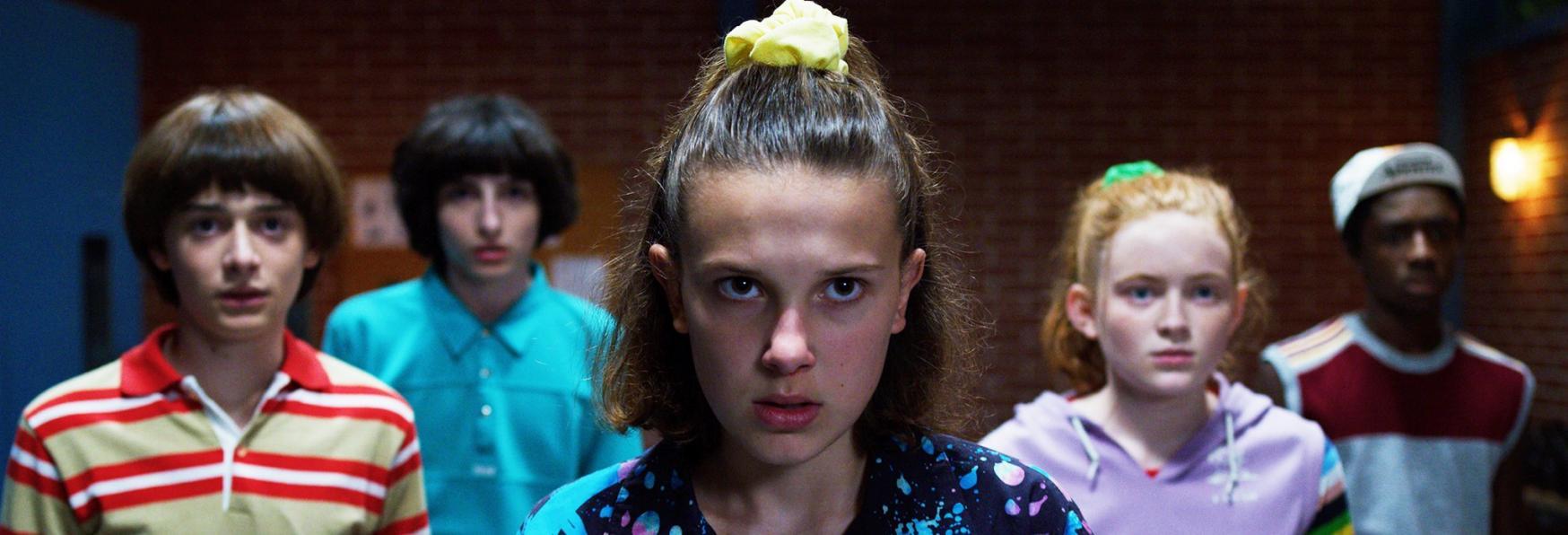 Stranger Things: in soli Quattro Giorni, la 3° Stagione batte il Record di Visualizzazioni di Netflix