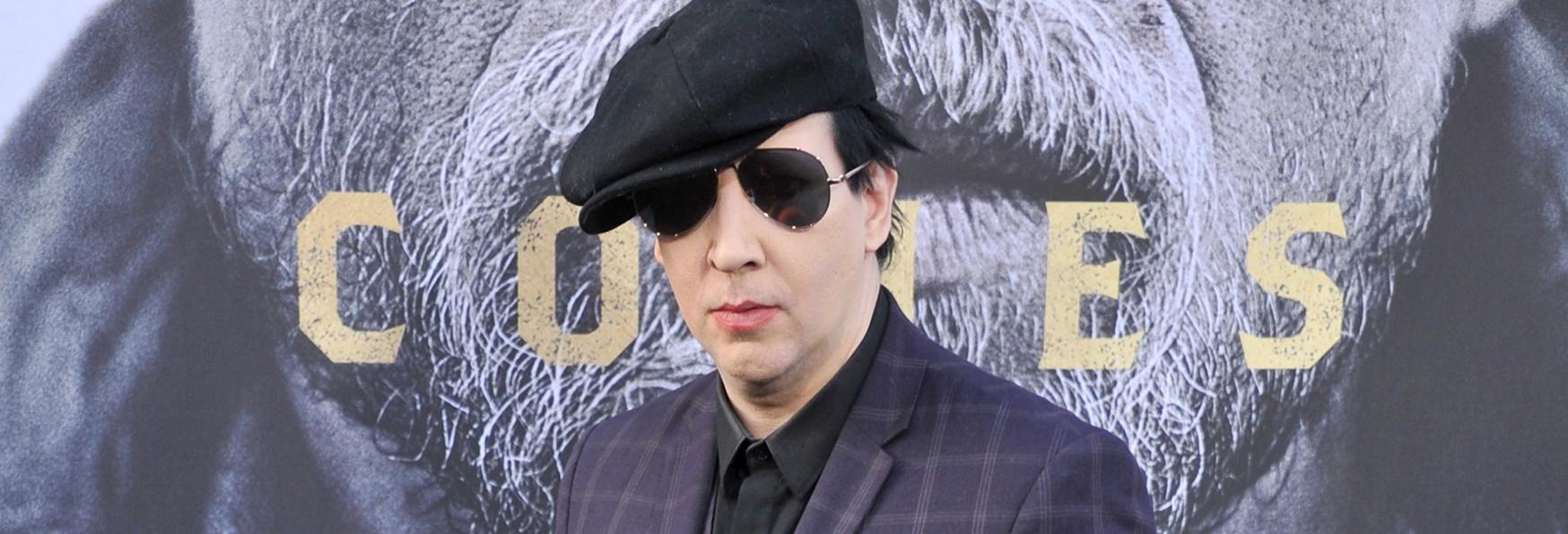 The Stand: Marilyn Manson nel Cast della nuova Serie TV CBS