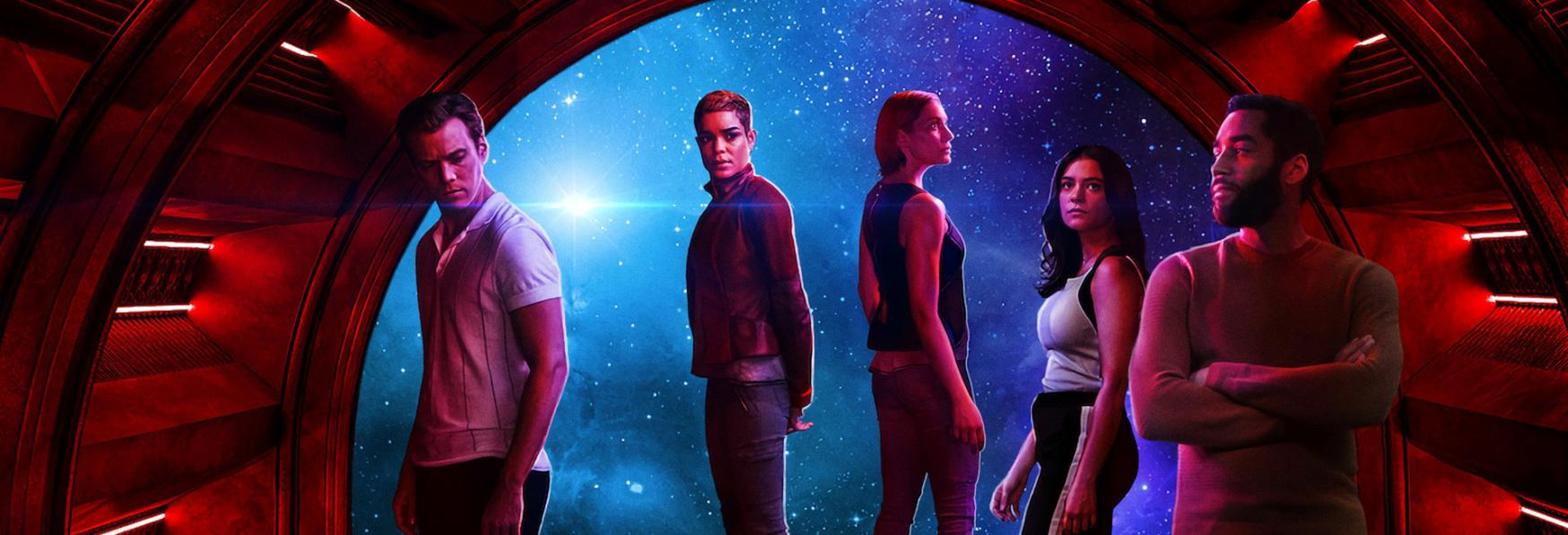 Another Life: Online il Trailer della nuova Serie TV Sci-fi di Netflix