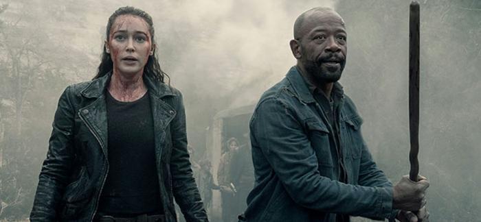 Fear the Walking Dead: rilasciato il Promo del Finale Midseason della Quinta Stagione