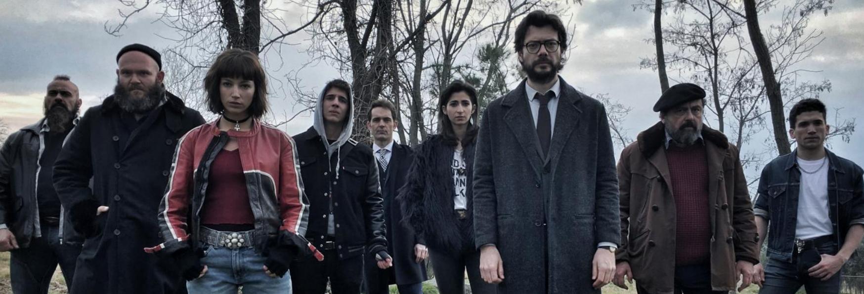 La Casa di Carta: la Recensione della tanto attesa Terza parte della Serie Netflix