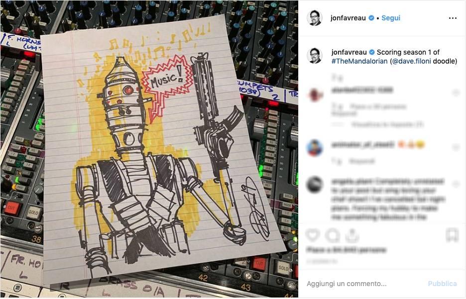 The Mandalorian: Jon Favreau aggiorna i Fan sugli Sviluppi della Serie TV