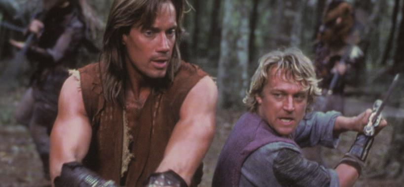 "Old But Serial: vi ricordate di ""Hercules, the legendary journeys""?"