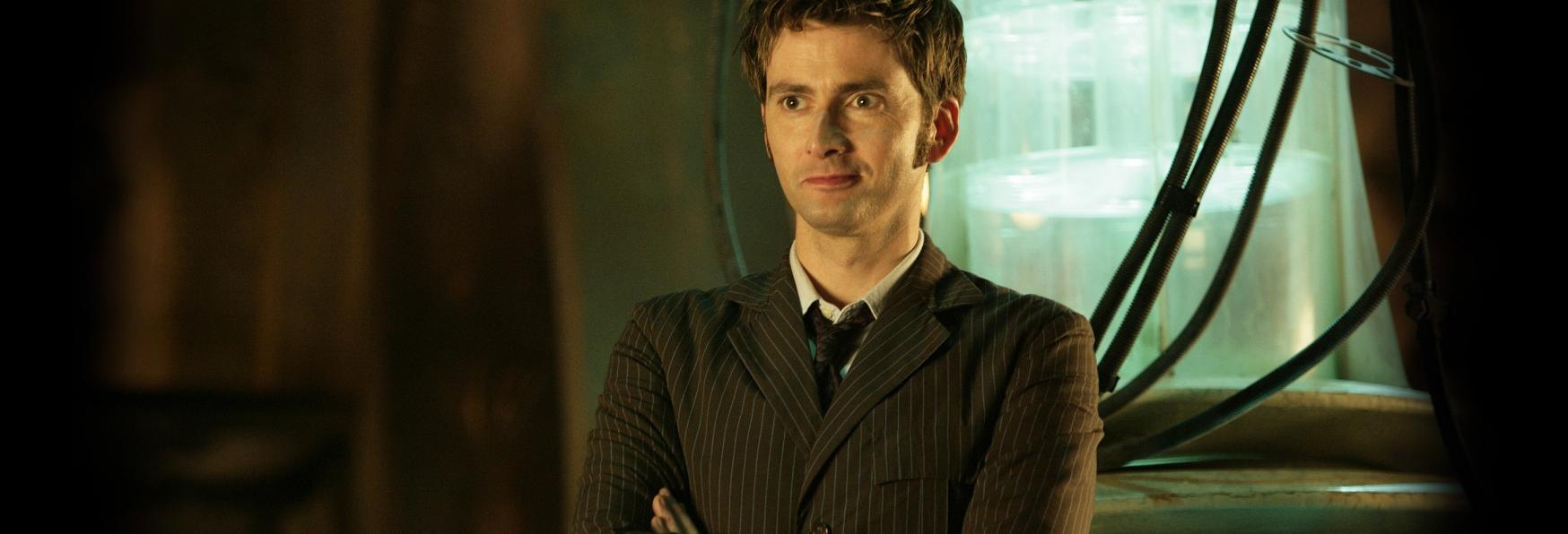 Doctor Who: David Tennant tornerebbe anche Subito nei panni del Dottore