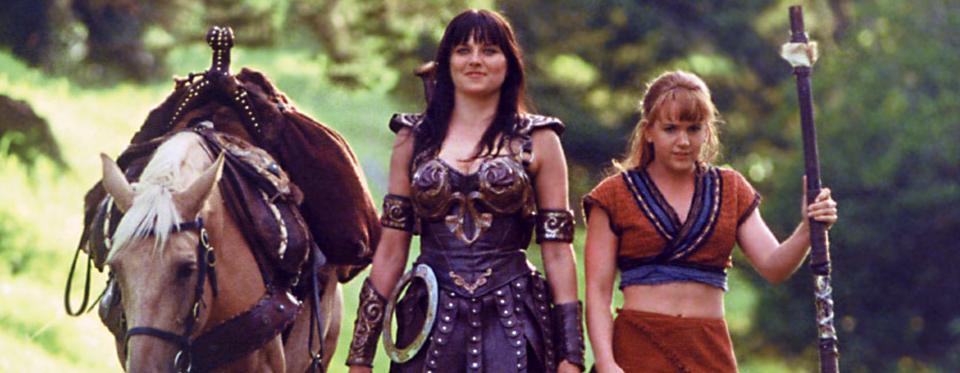 Xena: Lucy Lawless vorrebbe tornare ad Interpretare la Protagonista della storica Serie