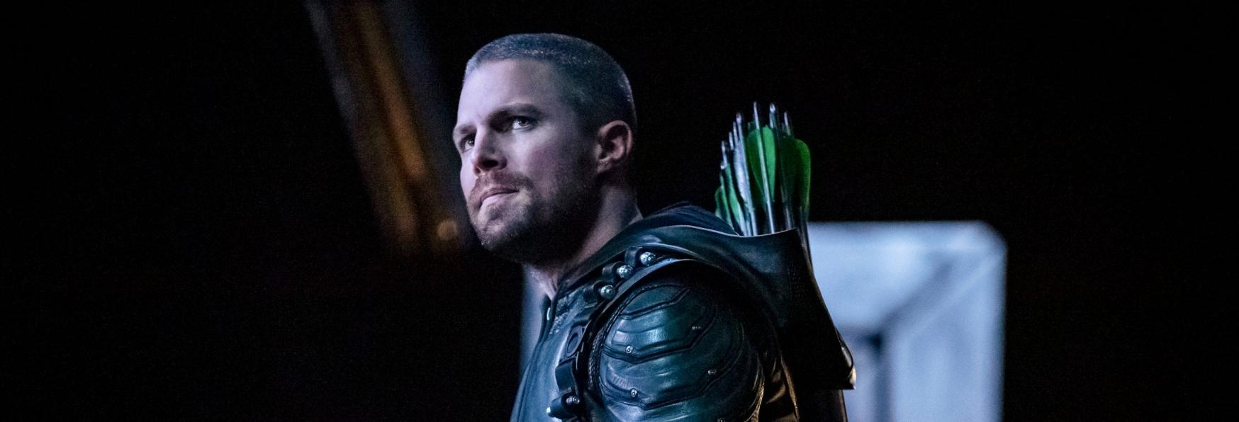 Arrow: secondo lo Showrunner, l'Ottava Stagione conterrà un sacco di Easter Egg