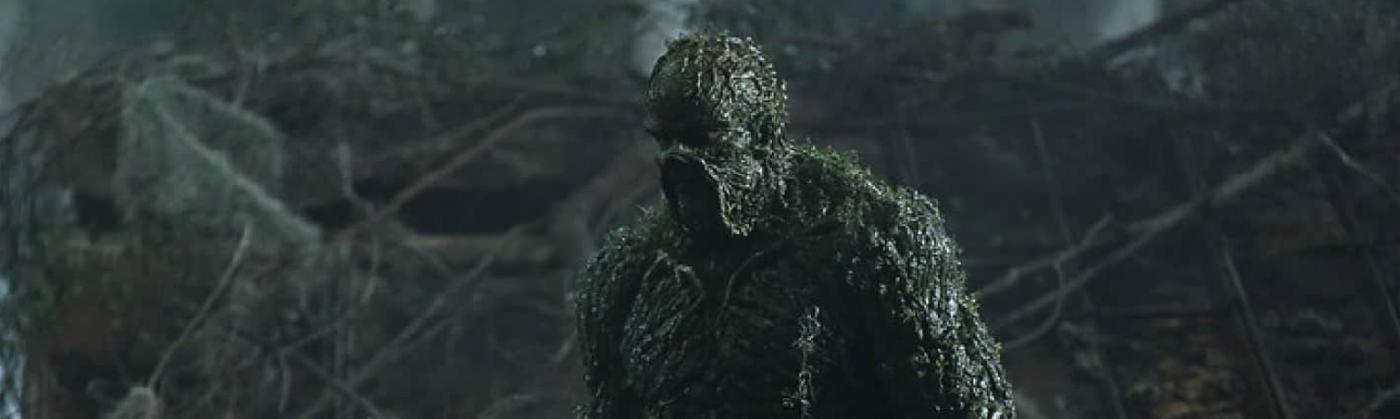 Swamp Thing: Ian Ziering pensa che sia possibile Salvare la Serie TV