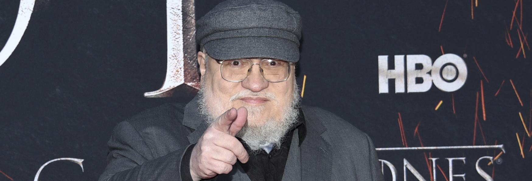 Game of Thrones: George R. R. Martin afferma che il Finale non Influenzerà i Libri