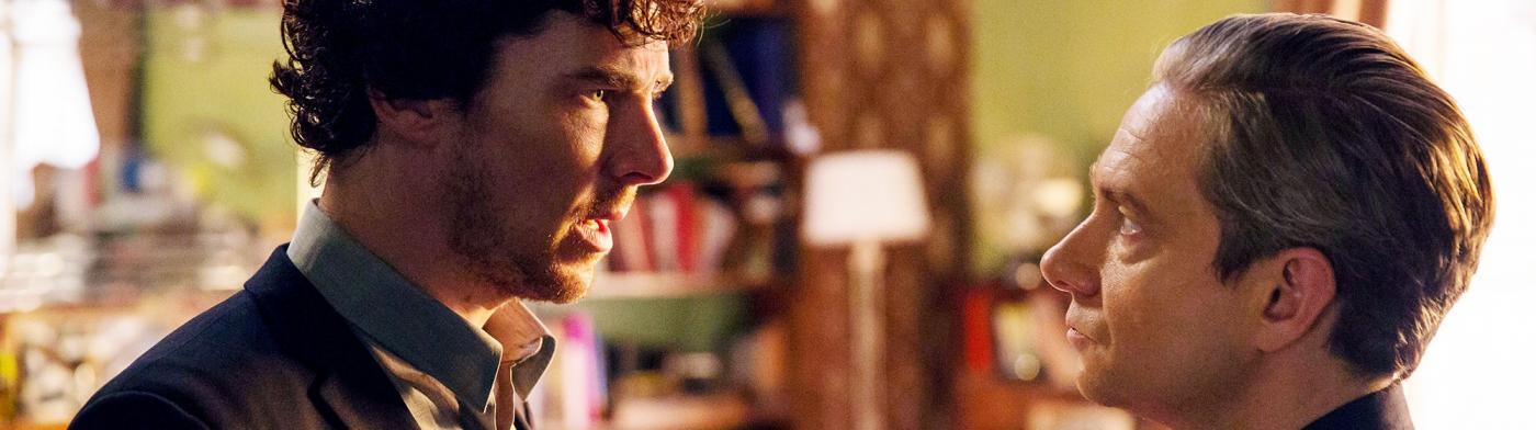 Sherlock: stagione 5, ecco le parole di Martin Freeman a riguardo