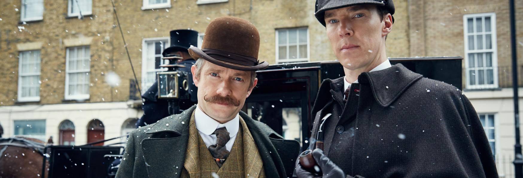 Sherlock: le Parole di Martin Freeman (Watson) sulla Quinta Stagione della Serie