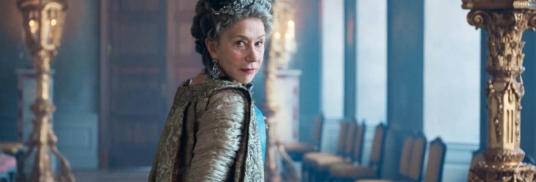 Catherine the Great: annunciata la Prima TV della nuova Serie TV di HBO con Helen Mirren
