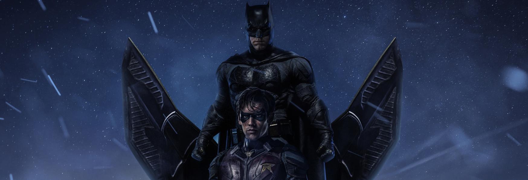 Titans: nella Seconda Stagione della Serie, ulteriori Dettagli su Batman