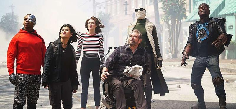 Doom Patrol: lo Showrunner parla di cosa possiamo aspettarci nella 2° Stagione