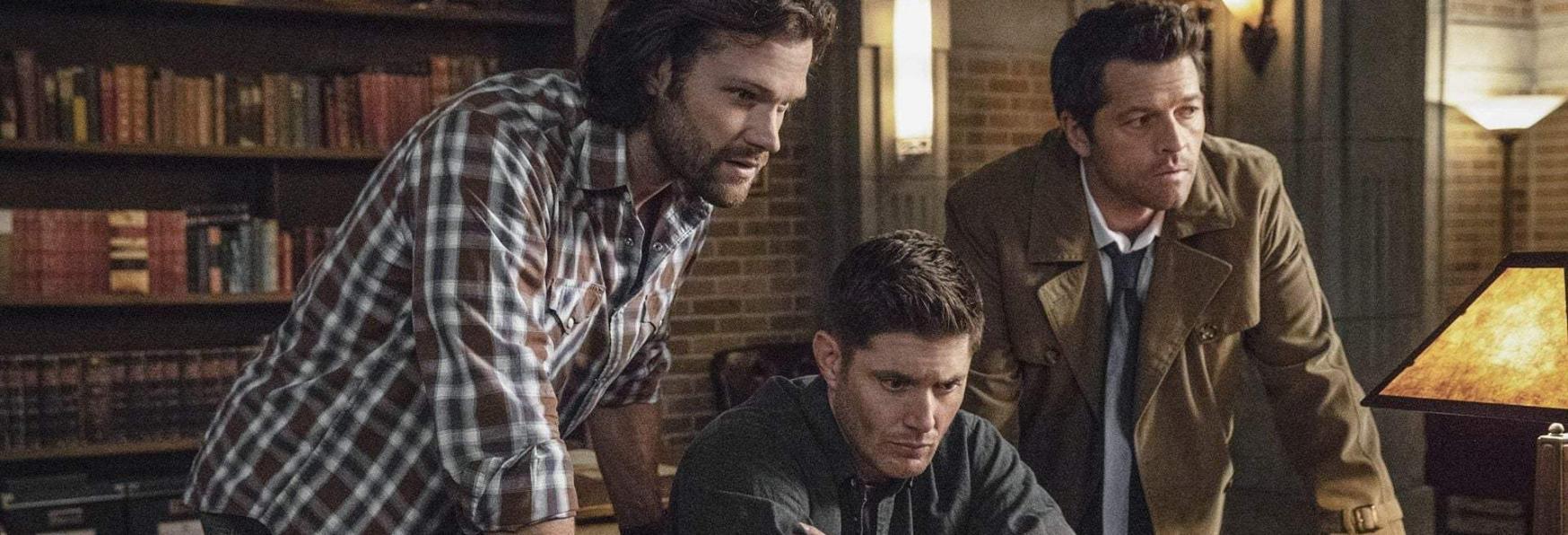 Supernatural: rilasciato il Trailer Ufficiale della 15° ed Ultima Stagione della Serie TV