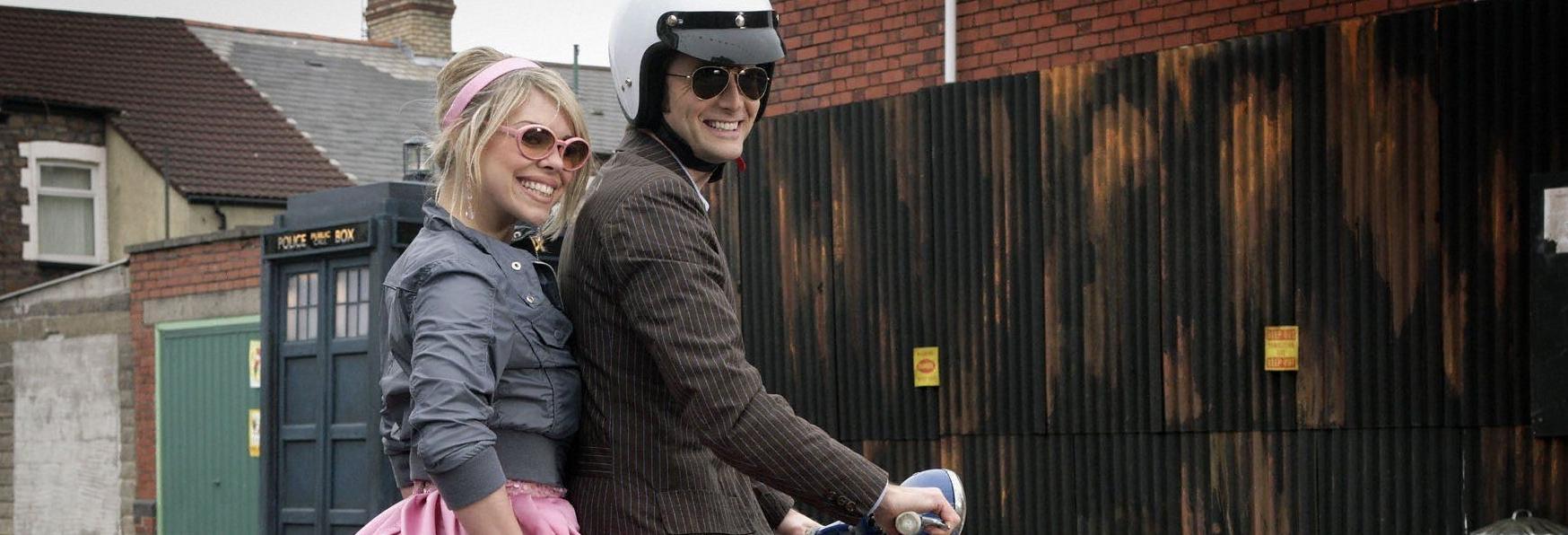 Doctor Who: Billie Piper vorrebbe riunirsi a David Tennant per una nuova Serie Spin-off