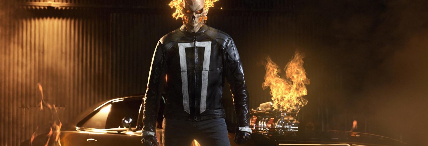 Ghost Rider: Fan Sconvolti dopo l'annuncio di Hulu della Cancellazione della Serie TV