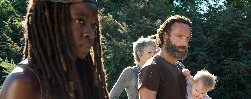 The Walking Dead: Danai Gurira saluta la Serie TV di AMC. Un Regalo Speciale di Normal Reedus