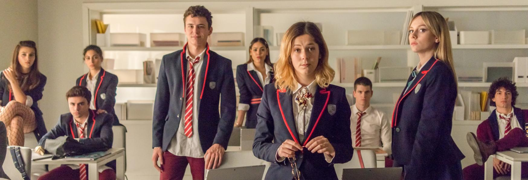 Èlite 2: La Recensione della nuova Stagione della Serie TV Netflix