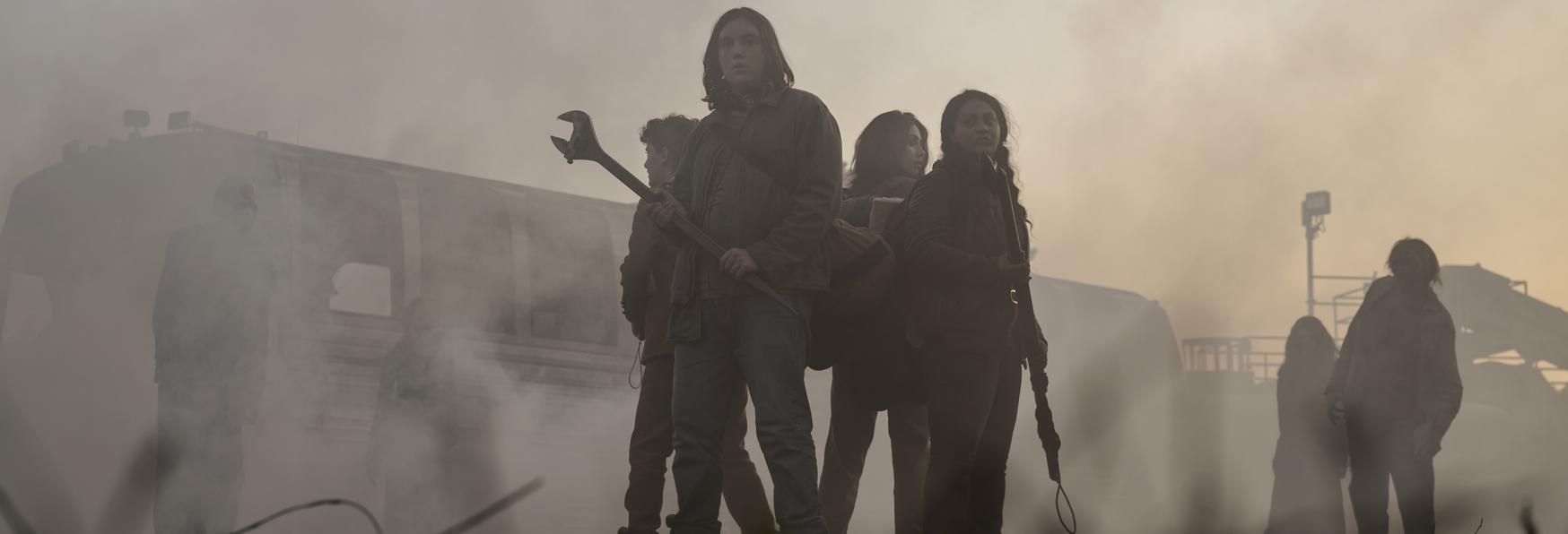 The Walking Dead: il Trailer del Secondo Spin-off, in arrivo su Amazon Prime Video nel 2020
