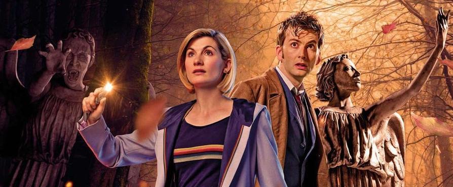 Doctor Who: il Decimo Dottore ritorner� in una nuova Serie di Fumetti