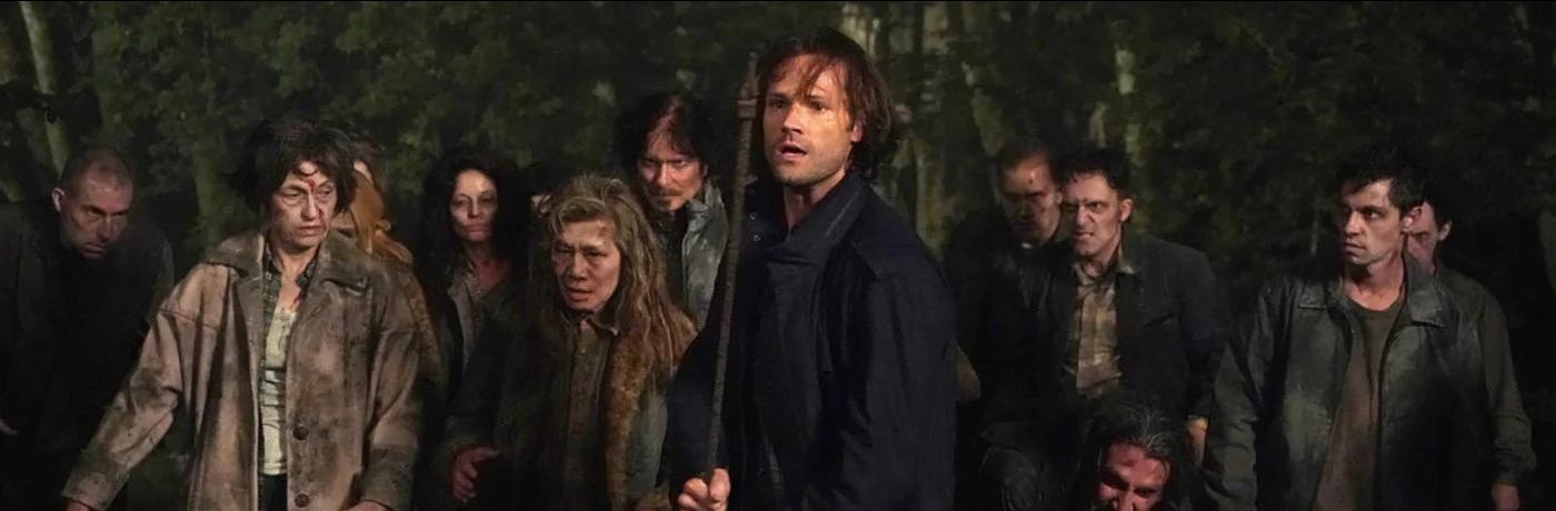 Supernatural: rilasciato uno speciale Trailer della Stagione Conclusiva
