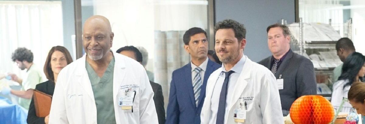 Grey\'s Anatomy: un nuovo Dottore fa il suo ingresso nella 16° Stagione
