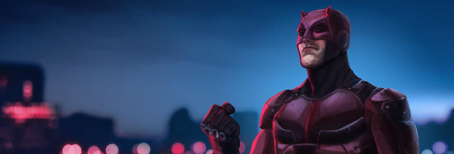 Daredevil: Charlie Cox e Wilson Bethel cercano ancora di salvare la Serie TV