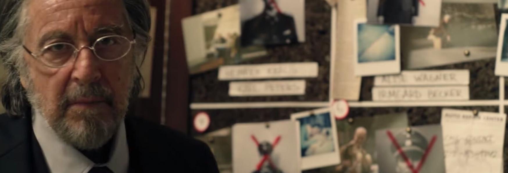 Hunters: il Trailer della nuova Serie TV Amazon con Al Pacino e Josh Radnor