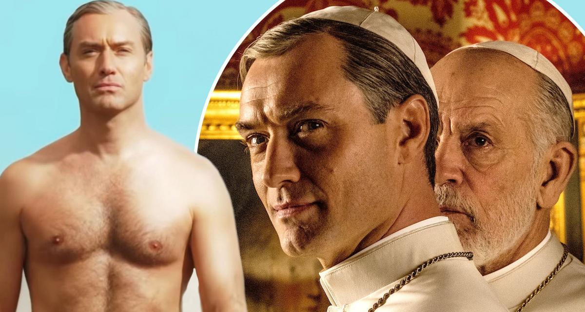 The New Pope: svelato al Lucca Comics il nuovo Trailer della Serie TV
