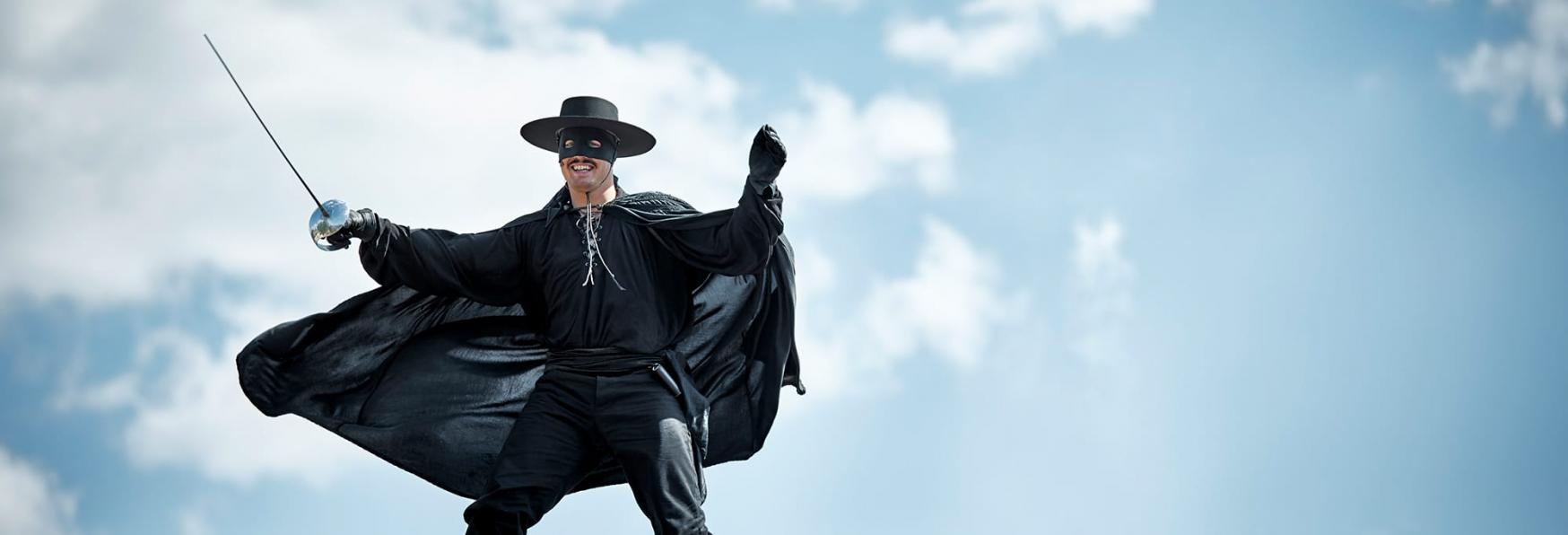 Zorro: la CBS al lavoro su una nuova Serie TV. La Protagonista sarà una Donna!