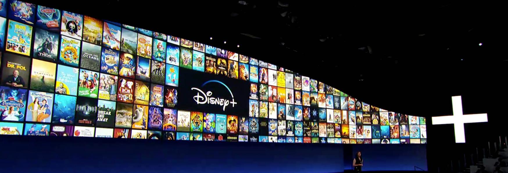 Disney+: la nuova Piattaforma di Streaming ha già 10 Milioni di Iscritti