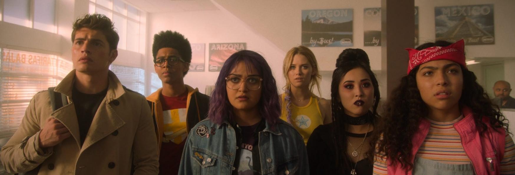 Runaways: Hulu ha svelato il nuovo Teaser Trailer della Serie TV Marvel