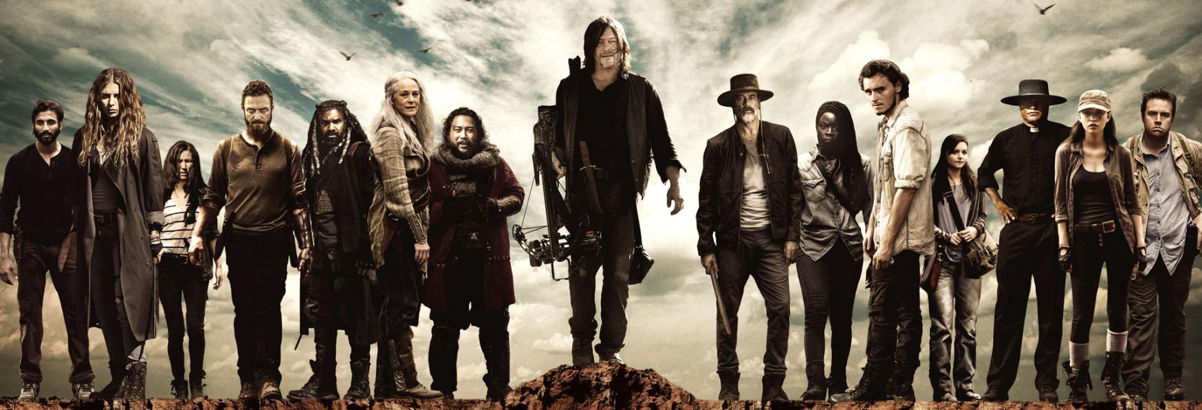 The Walking Dead 10: Inquietudine nel nuovo Promo di Stagione