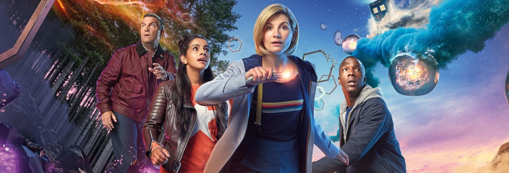 Doctor Who: ci sarà un nuovo Special Natalizio della Serie TV BBC...ma nel 2020!