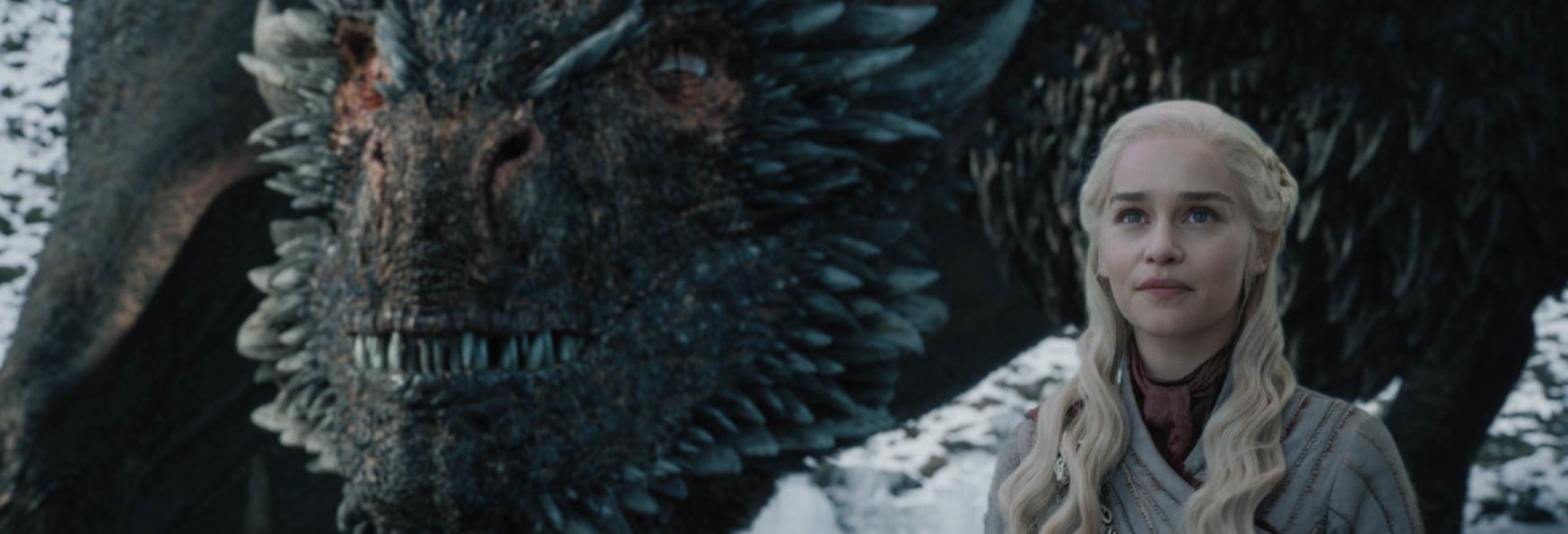Game of Thrones 8: spiegata la Scena Finale di Drogon e Daenerys