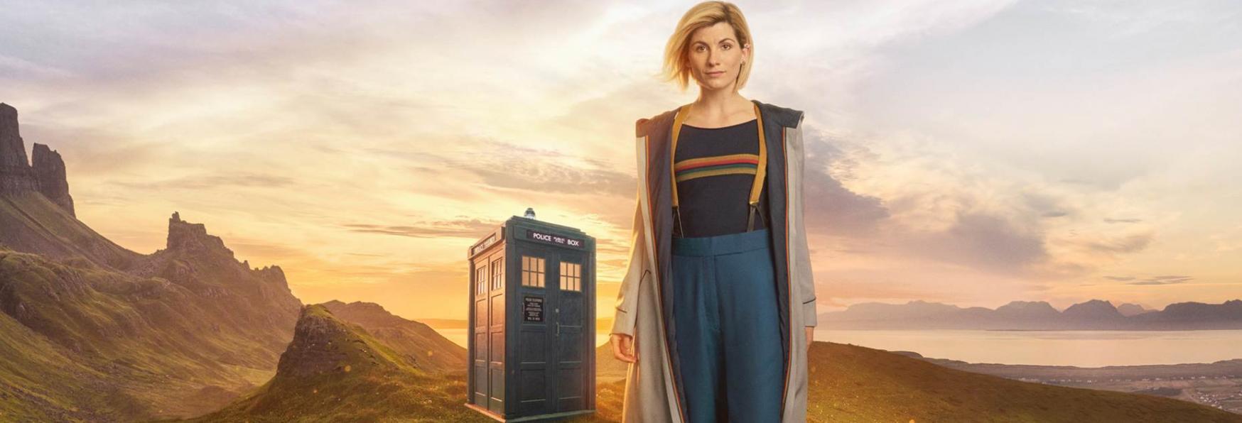 Doctor Who 12: svelata la Data di Uscita della nuova Stagione (e il nuovo Trailer)