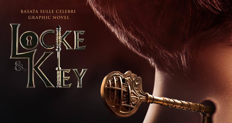 Locke & Key: Netflix svela la Data di Uscita della nuova Serie TV