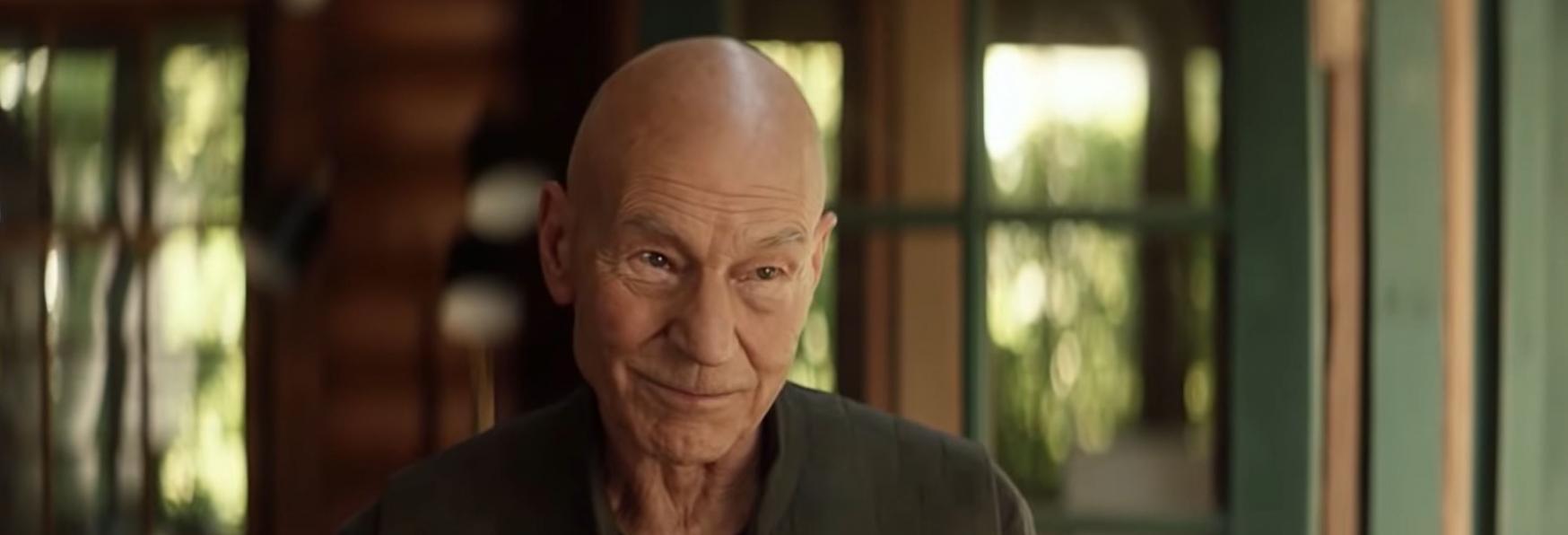 Star Trek: Picard 2 - Rinnovata la Serie TV prima del Debutto