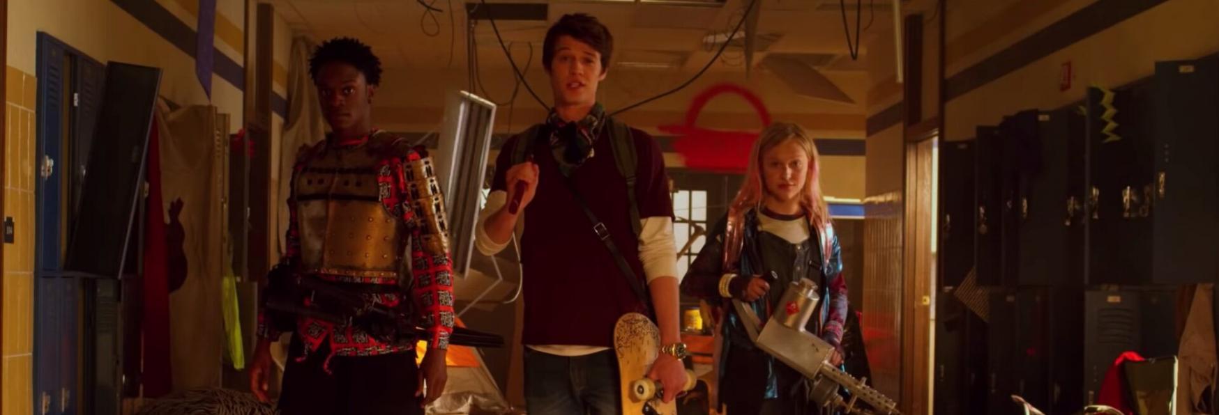 Daybreak: la Serie TV Netflix viene Cancellata dopo una Stagione