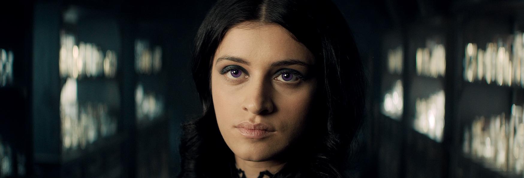 The Witcher: Anya Chalotra svela la più Grande Difficoltà avuta nell'Interpretare Yennefer