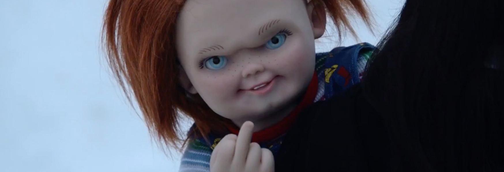 Una nuova Serie TV su Chucky, la Bambola Assassina in Arrivo su Syfy